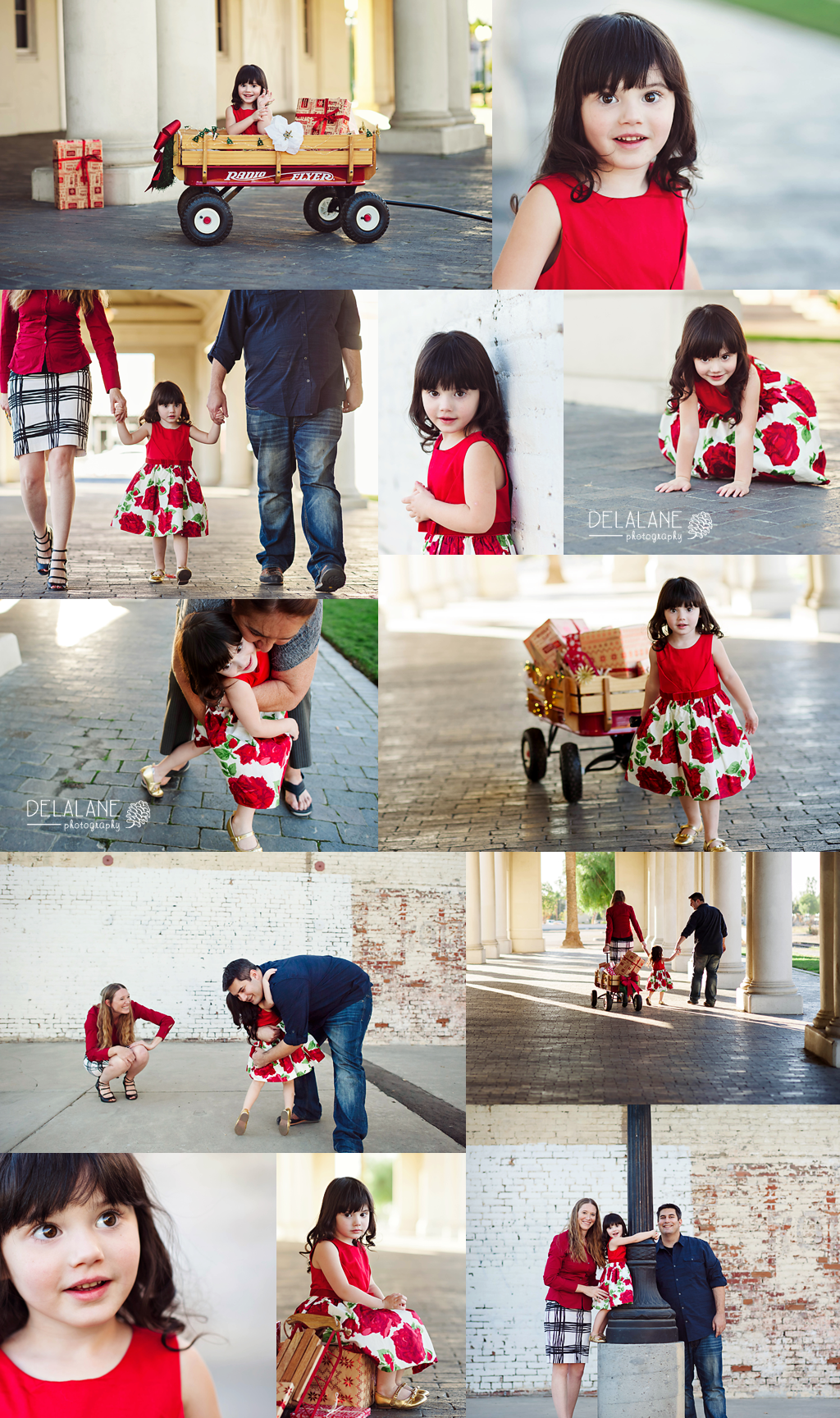 Christmas Pictures - Redlands Family Photographer - DelaLane Photography